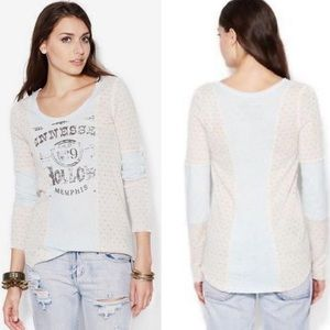 Free People Tennessee Hollow Top